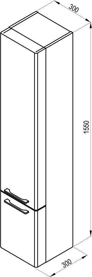 Coloană laterală SB 300