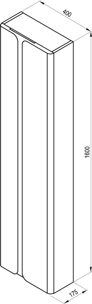Mobilier tip coloană SB Balance 400