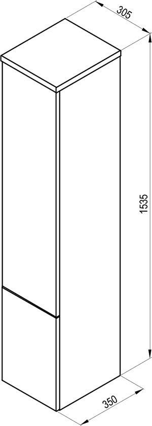 Coloană laterală SB Rosa II